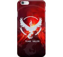 Team Valor Cover iPhone Case/Skin