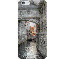 Ponte dei Sospiri iPhone Case/Skin