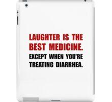 Laughter Diarrhea iPad Case/Skin