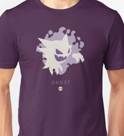 Pokemon Type - Ghost Unisex T-Shirt