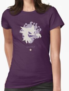 Pokemon Type - Ghost Womens Fitted T-Shirt