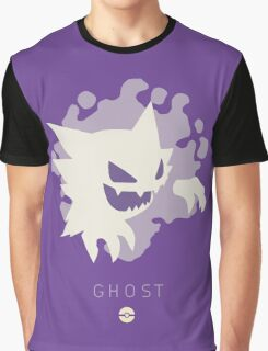 Pokemon Type - Ghost Graphic T-Shirt