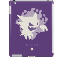 Pokemon Type - Ghost iPad Case/Skin
