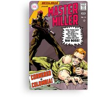 Master Miller #24 Canvas Print