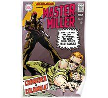 Master Miller #24 Poster