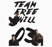 Team Free Will by winchestercas