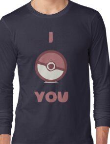 I luv U Long Sleeve T-Shirt