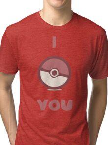 I luv U Tri-blend T-Shirt