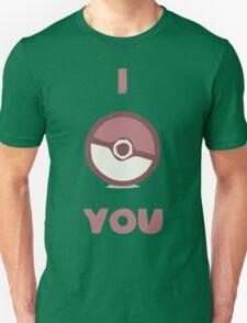 I luv U Unisex T-Shirt