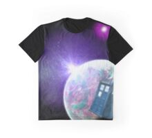 Tardis - Journeys #2 Graphic T-Shirt