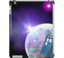 Tardis - Journeys #2 iPad Case/Skin