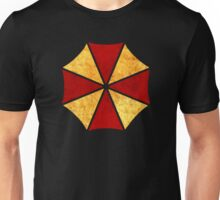 °GEEK° Umbrella Corporation Rust Logo Unisex T-Shirt