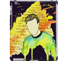 Star Trek - Kirk Speech iPad Case/Skin