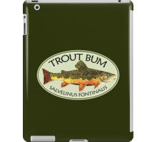 Trout Fishing iPad Case/Skin