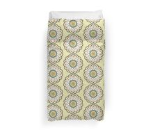 Flower Mandala Duvet Cover