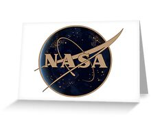 NASA Variant Greeting Card