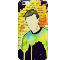 Star Trek - Kirk Speech iPhone Case/Skin