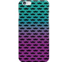 Mustache 4 iPhone Case/Skin