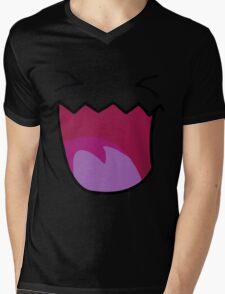 laugh Mens V-Neck T-Shirt
