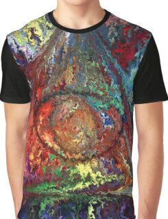 Colorful triangle by rafi talby Graphic T-Shirt