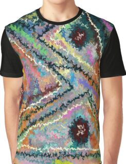 Parallel axiom by rafi talby Graphic T-Shirt