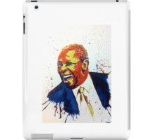 BB King portrait iPad Case/Skin