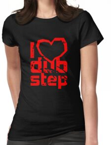 love dance Womens Fitted T-Shirt