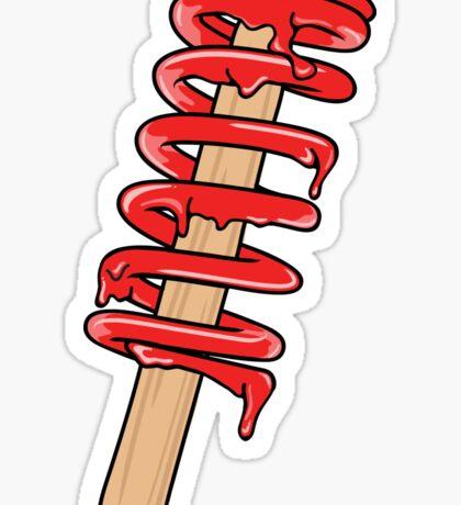 Popsicle coilover Sticker