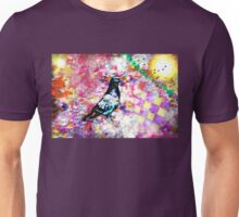 The colors of my dream (What do you see in the colors of your dreams?) Unisex T-Shirt