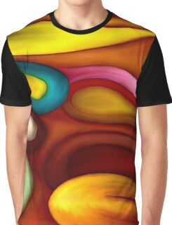 loops by rafi talby Graphic T-Shirt