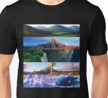 ZOOTOPIA's SCENERY Unisex T-Shirt