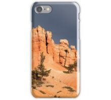 Bryce Amphitheatre and Storm iPhone Case/Skin