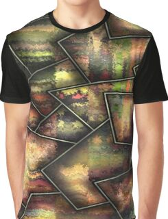 Broken textures by rafi talby Graphic T-Shirt