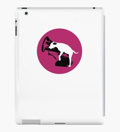 HMV Dog Parody iPad Case/Skin