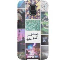 Pale Tumblr Collage Samsung Galaxy Case/Skin