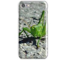 Bush-cricket iPhone Case/Skin