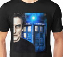 Doctor Who - Portrait of 12th Unisex T-Shirt