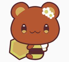 Hachi Honeybear One Piece - Short Sleeve