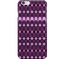 La Femme Pink Abstract iPhone Case/Skin