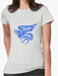 ♥ Team Mystic ♥  Womens Fitted T-Shirt