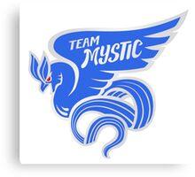 ♥ Team Mystic ♥  Canvas Print