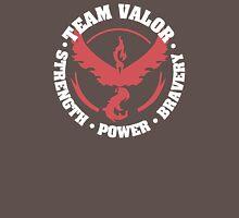 Team Valor - STRENGTH - POWER - BRAVERY Unisex T-Shirt