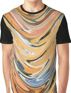 Waves  by rafi talby Graphic T-Shirt
