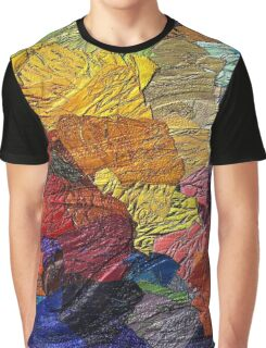 Colors and Shapes by rafi talby Graphic T-Shirt