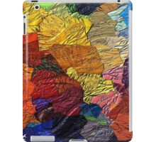 Colors and Shapes by rafi talby iPad Case/Skin