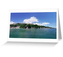 View 7 Greeting Card