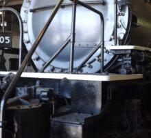 Vintage Locomotive, Denver, Colorado Sticker