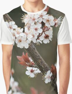 Spring Time Flowers Graphic T-Shirt