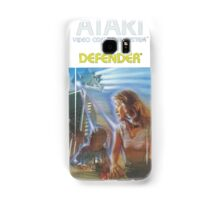 Atari Defender  Samsung Galaxy Case/Skin