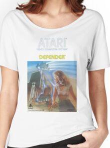 Atari Defender  Women's Relaxed Fit T-Shirt